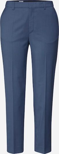 Filippa K Bandplooibroek 'Emma' in de kleur Blauw, Productweergave