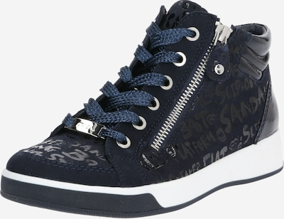 ARA Sneaker 'Rom' in blau, Produktansicht