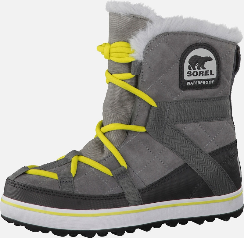 SOREL | 'Glacy Explorer Shortie' Winterschuhe Damen