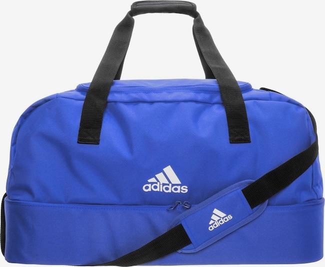 ADIDAS PERFORMANCE Fußballtasche in royalblau / weiß gS0X70An