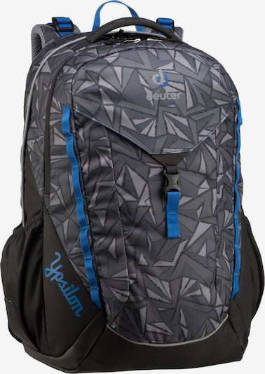 DEUTER Rucksack / Daypack ' Ypsilon ' in blau / grau, Produktansicht