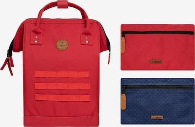 Cabaia Rucksack in blau / rot, Produktansicht