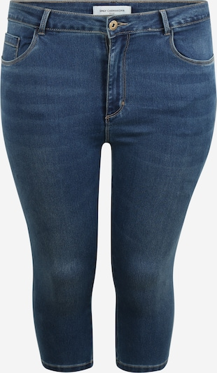 ONLY Carmakoma Jeans 'AUGUSTA' in blue denim, Produktansicht