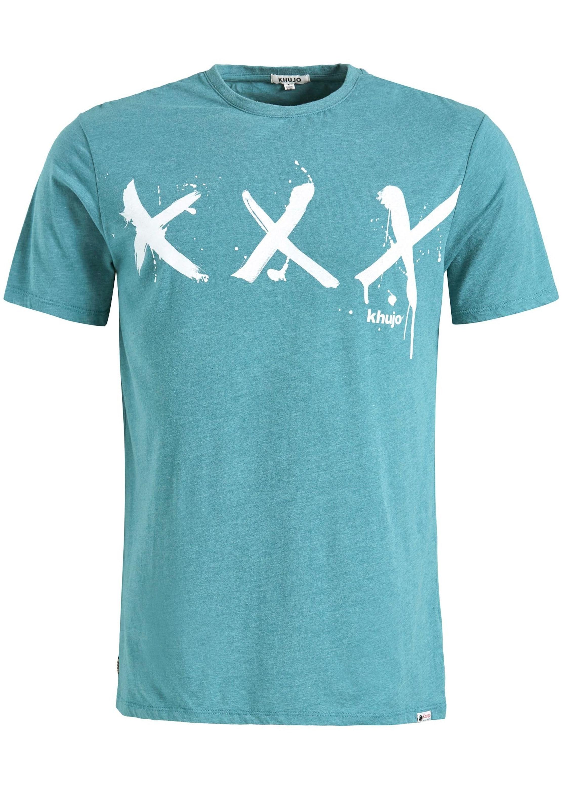Jade shirt T Khujo 'uslo Blanc Tripplex' En f6wHOWH