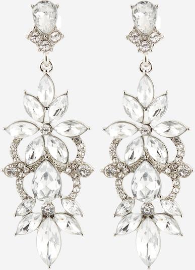 ezüst PIECES Fülbevalók 'FLO', Termék nézet