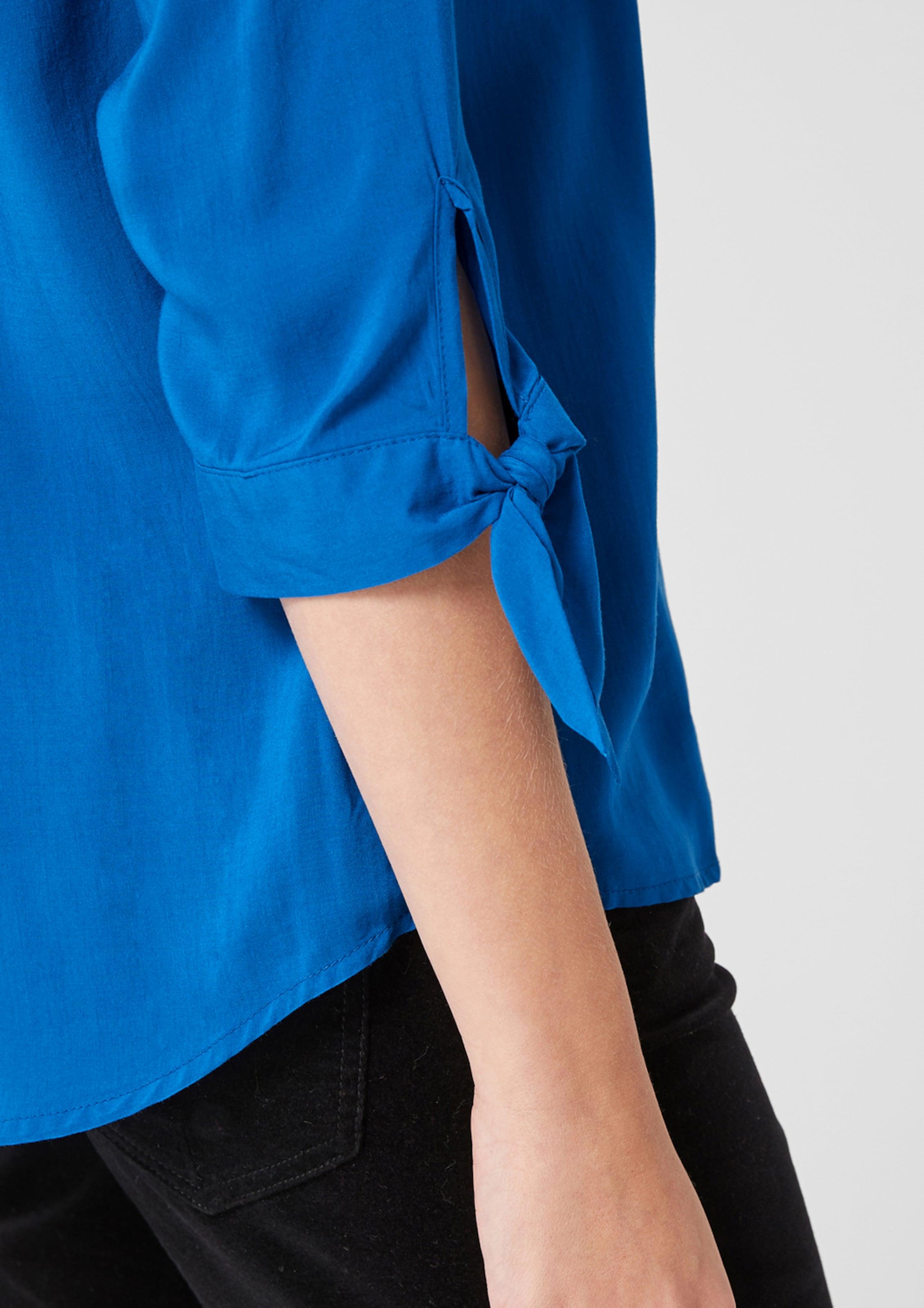 Label oliver Red Tunika In Blau S ALqc35j4R