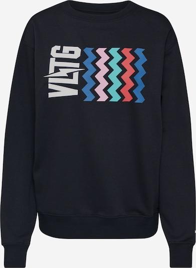 CONVERSE Sweater 'Voltage Crew' in schwarz, Produktansicht