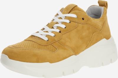 CAMEL ACTIVE Sneakers laag 'Influence' in de kleur Geel / Wit, Productweergave