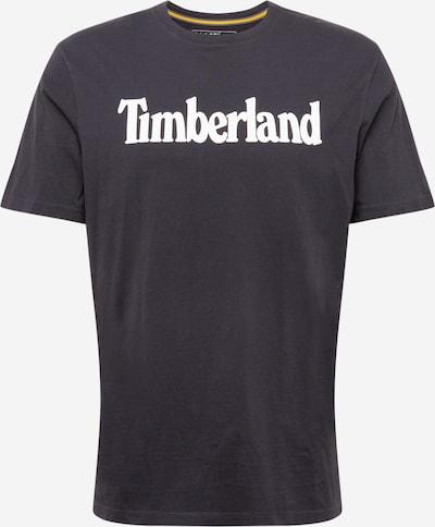 TIMBERLAND Majica | črna / bela barva, Prikaz izdelka