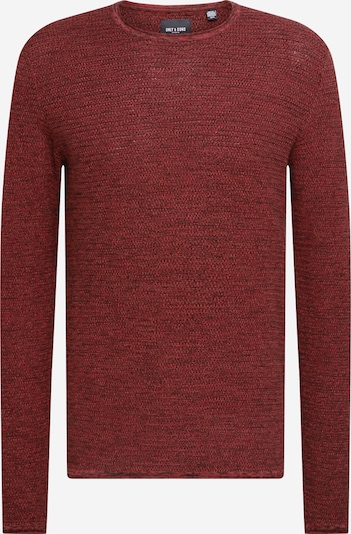 Only & Sons Pullover  'WICTOR' in rot, Produktansicht