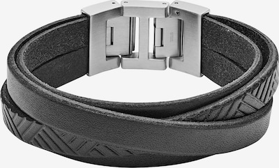 FOSSIL Armband in grau / schwarzmeliert, Produktansicht