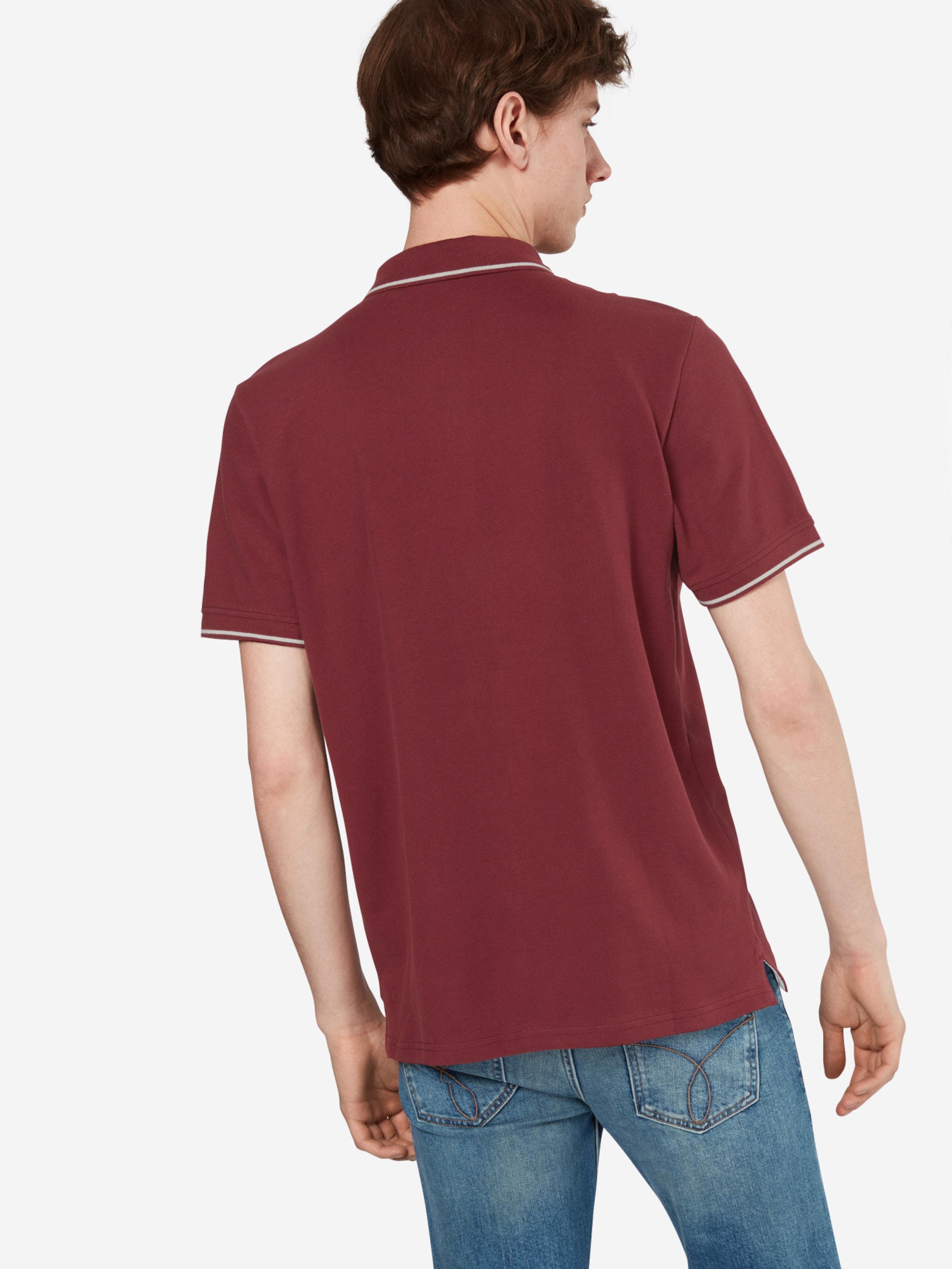 TOM TAILOR Poloshirt Outlet Angebote oz6C4fN