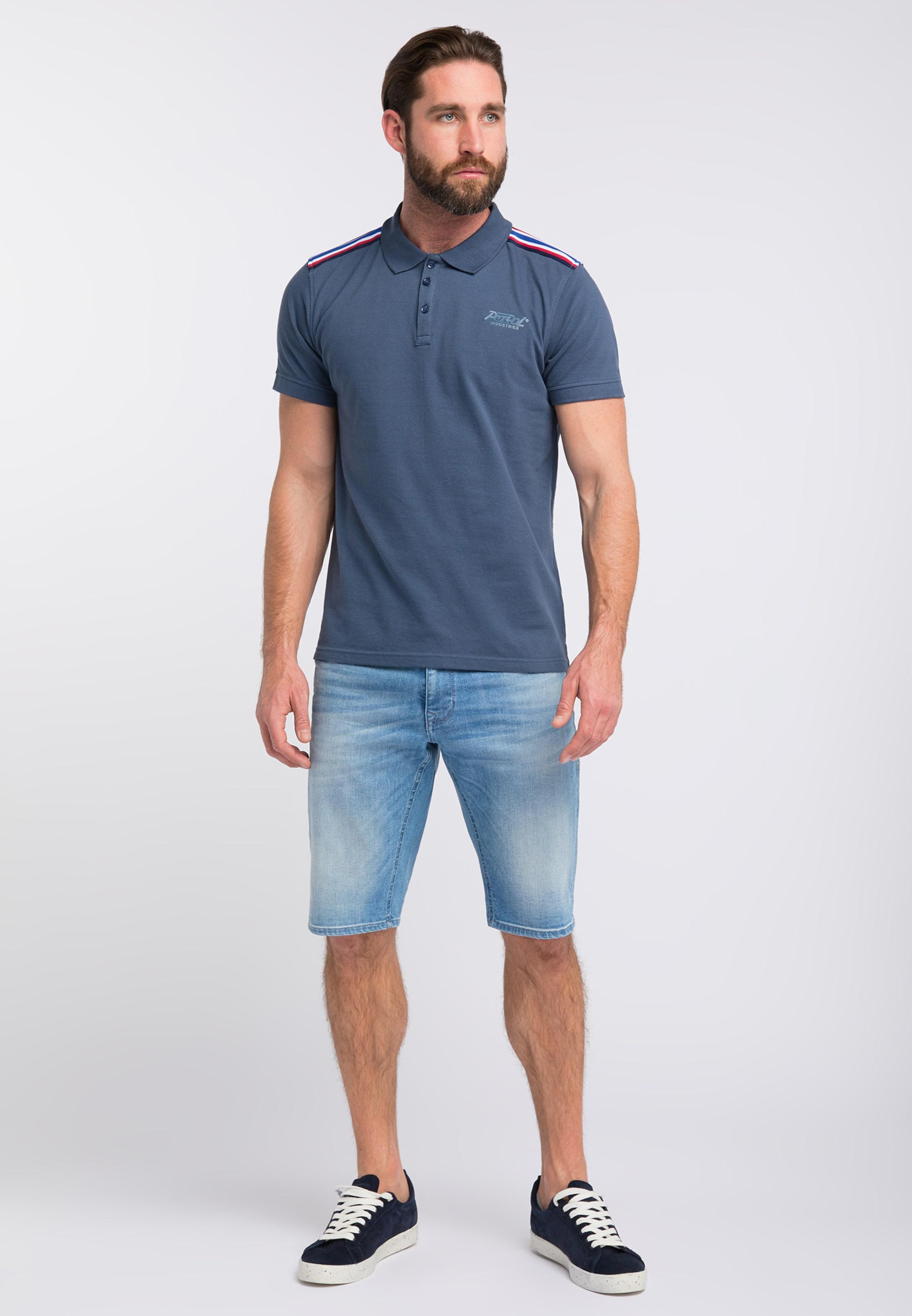 BleuMélange Industries T De En shirt Petrol Couleurs 29WHYDEeIb