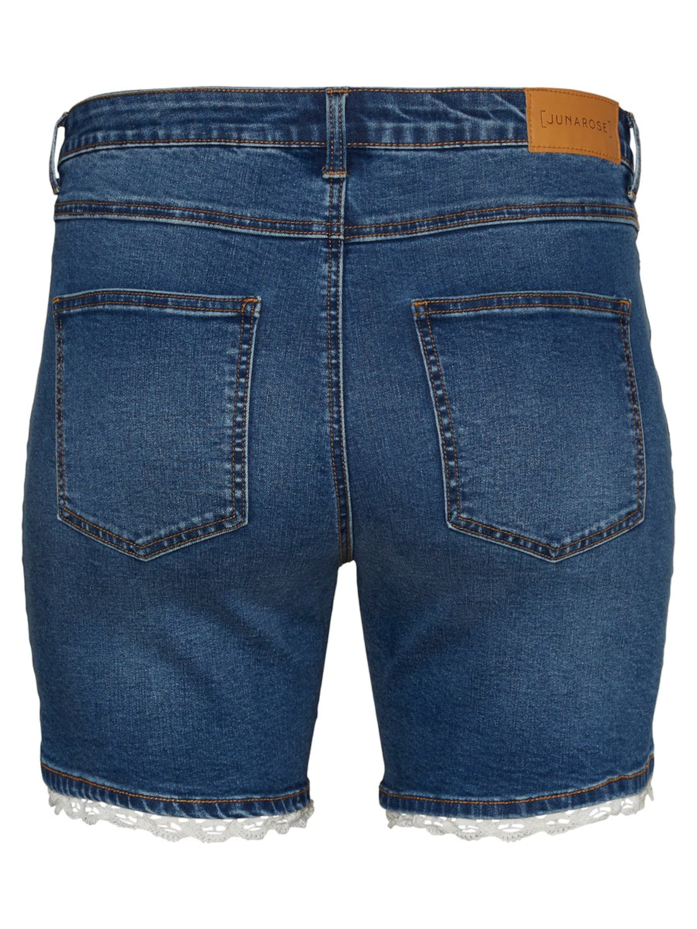 In Junarose Denim In Junarose Blue Shorts Blue Shorts wkZnP8ON0X