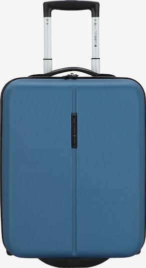 Gabol Trolley 'Paradise' in de kleur Hemelsblauw: Vooraanzicht