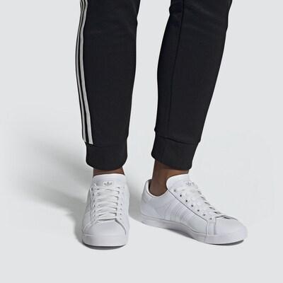 ADIDAS ORIGINALS Sneakers in weiß: Frontalansicht