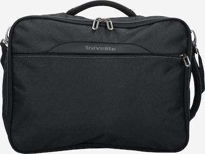 TRAVELITE Porte-documents en noir, Vue avec produit