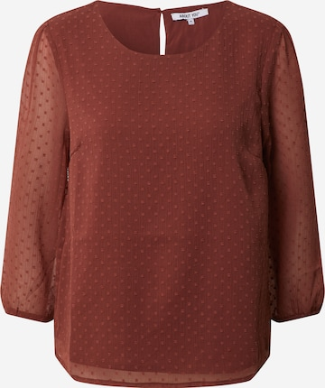 ABOUT YOU Bluse 'Abby' in Rot
