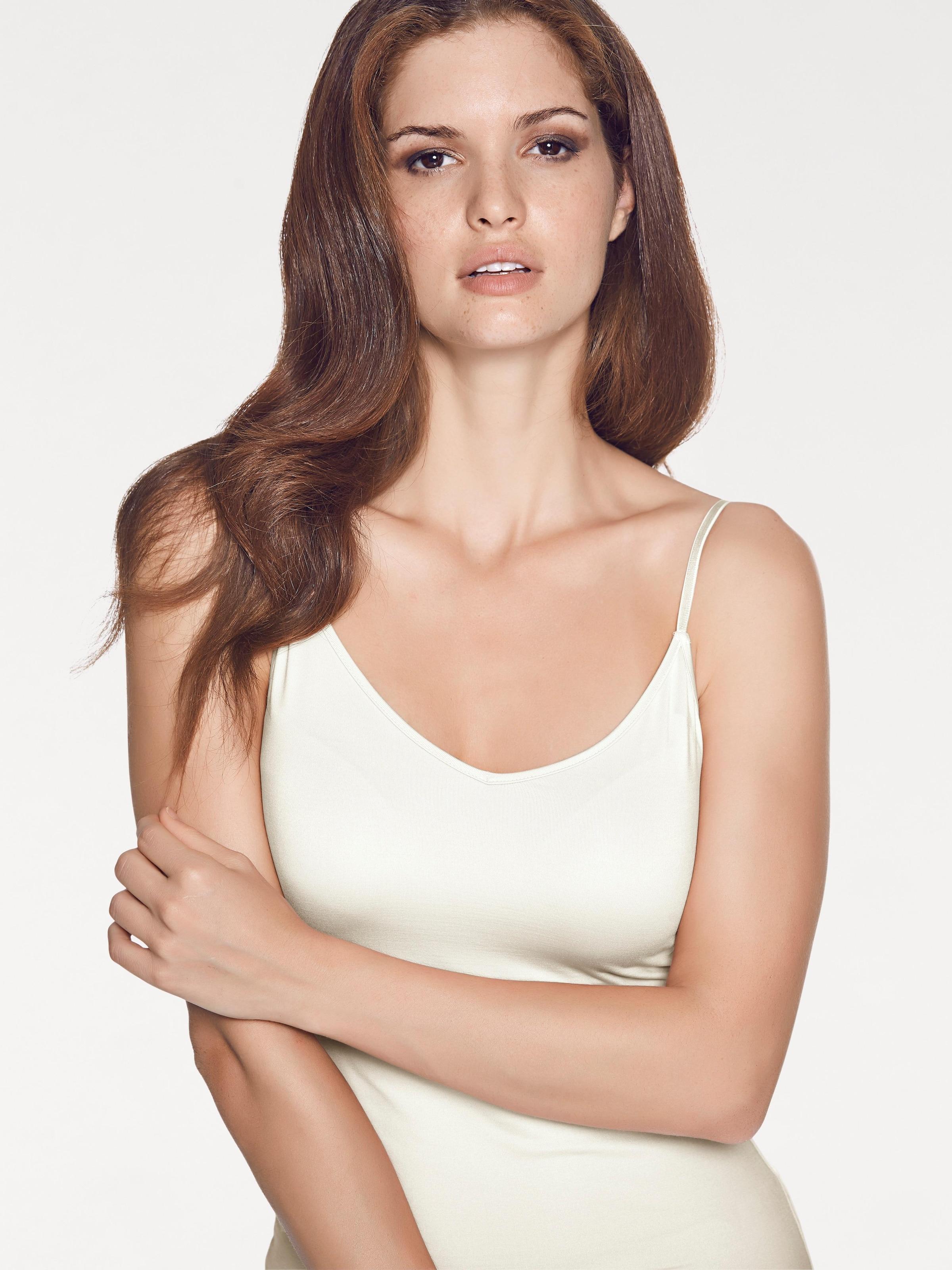 Klassische Online Ashley Brooke by heine Bodyform-Spaghettitop Empfehlen Online Laden Verkauf Jhw0PnELj