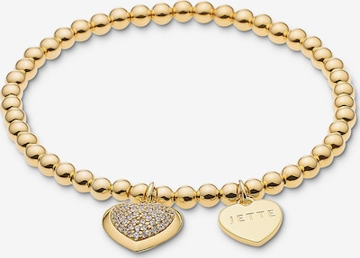 JETTE Armband in gold, Produktansicht