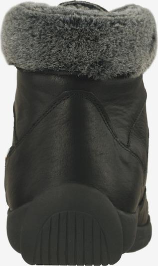 Binom Stiefelette 'Cintia' in schwarz, Produktansicht