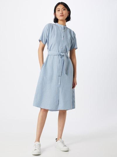 BOSS Kleid 'Ekimono' in blau, Modelansicht