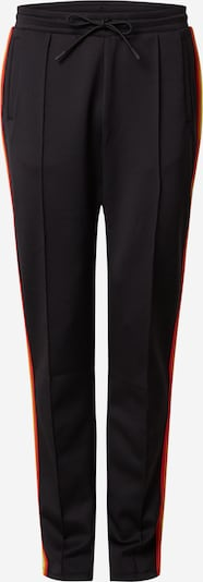 ABOUT YOU x Riccardo Simonetti Trousers in Black, Item view