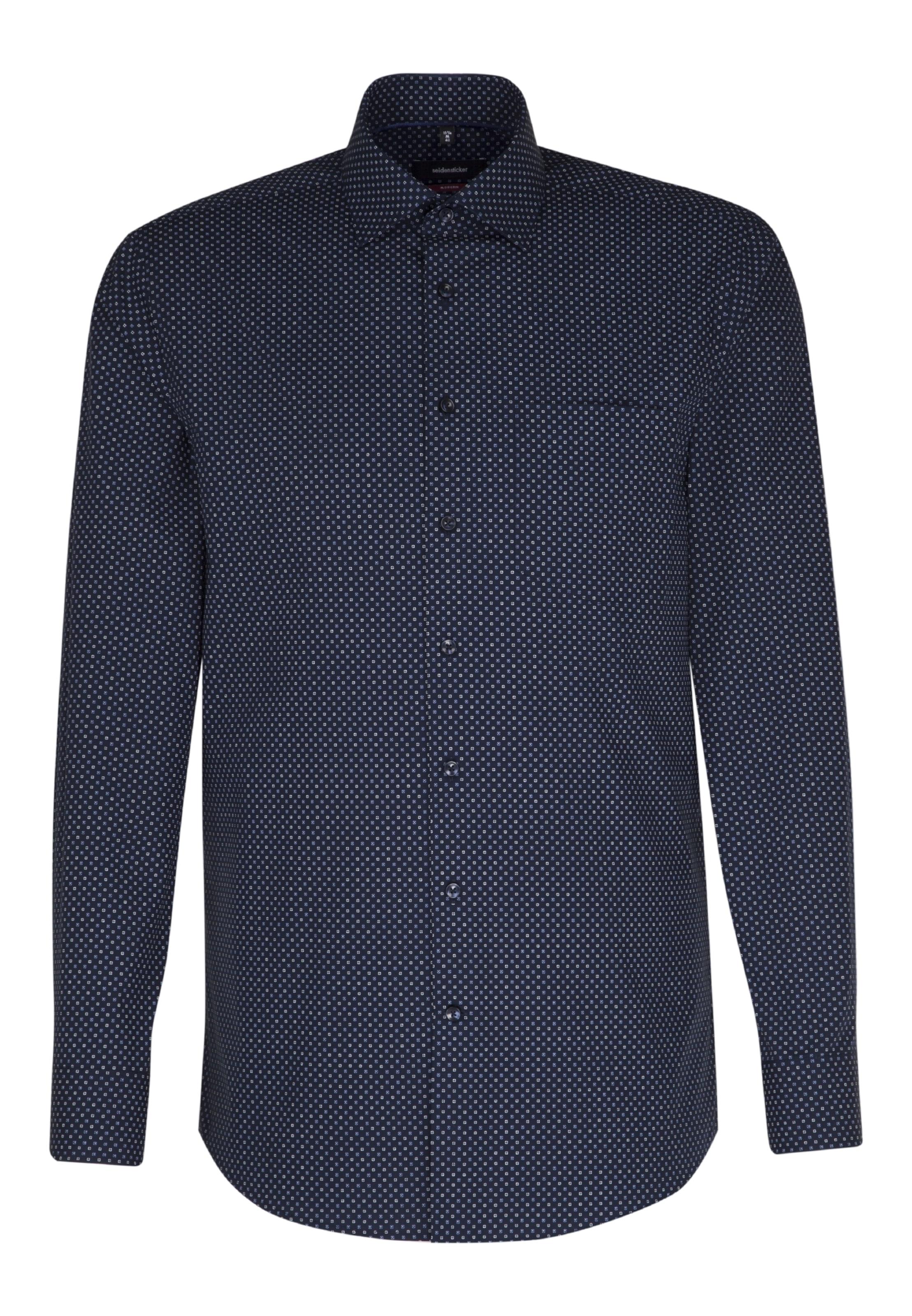 Durchsuchen Verkauf Online SEIDENSTICKER City-Hemd 'Modern' Verkauf Finish KxDij