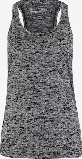 UNDER ARMOUR Sporta tērpa augšdaļa 'Tech' pieejami tumši pelēks, Preces skats
