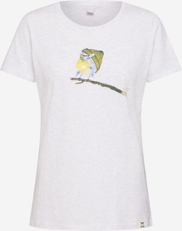 balta Iriedaily Marškinėliai 'It Birdy'