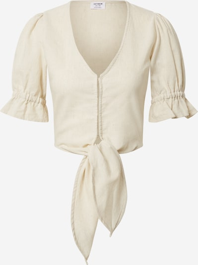 Cotton On Bluse in beige, Produktansicht