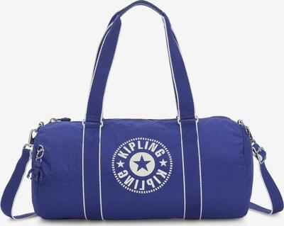 KIPLING Sporttasche 'Onalo' in royalblau / weiß, Produktansicht