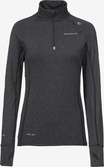 ENDURANCE Shirt 'Canna' in schwarz, Produktansicht