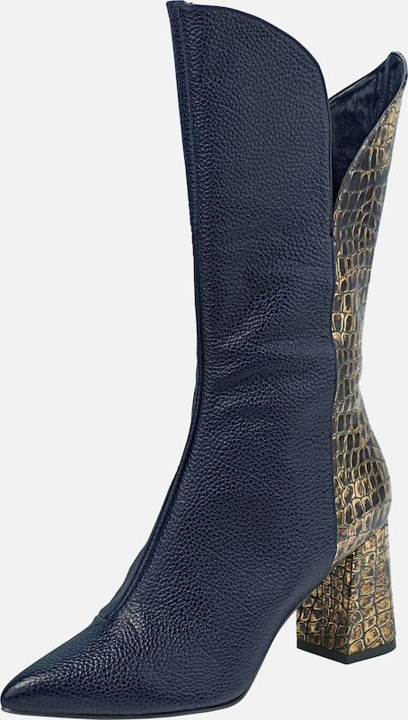 heine Stiefel mit Animal-Print Günstige und langlebige Schuhe