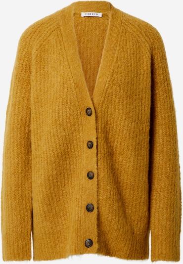 EDITED Strickjacke 'Eliandro' in gelb, Produktansicht