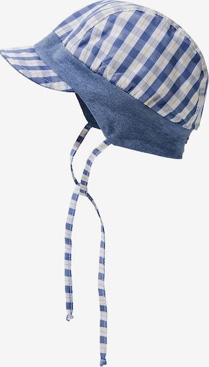 MAXIMO Schirmmütze zum Binden in blau, Produktansicht