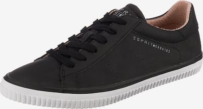 ESPRIT Riata Sneakers Low in schwarz, Produktansicht