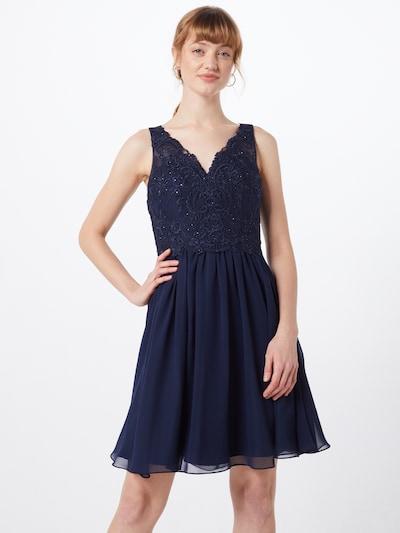 Laona Kleid in navy / dunkelblau, Modelansicht