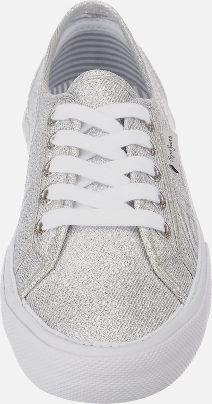 Pepe Jeans 'ABERLADY FRESH' Sneakers Low