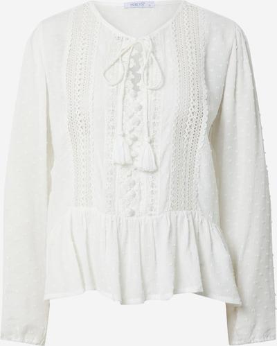 Hailys Bluza | off-bela barva, Prikaz izdelka