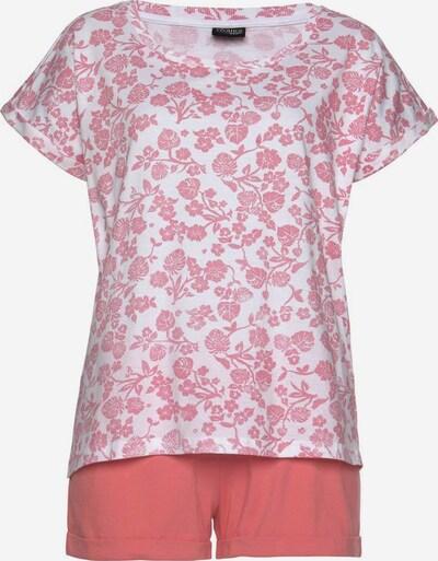 VIVANCE Shorty in koralle / pink / weiß, Produktansicht