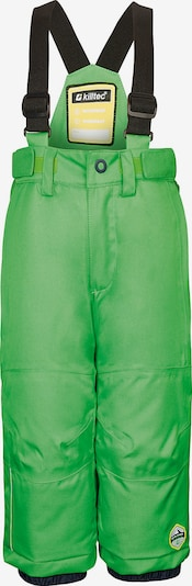 KILLTEC Skihose 'Jordiny' in hellgrün, Produktansicht