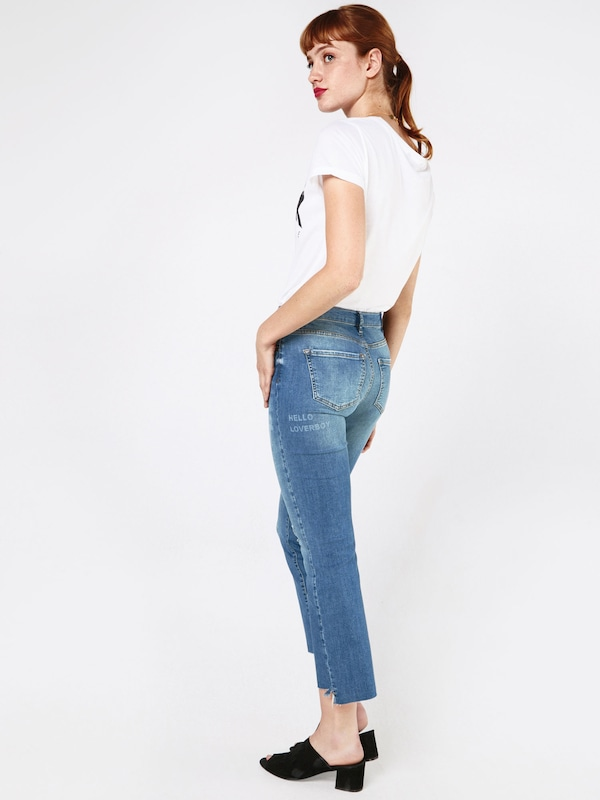 Noisy may 'NMROXAN' Flared Jeans