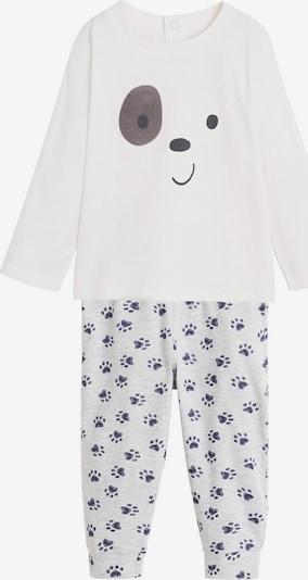 MANGO KIDS Pyžamo 'PIJAMA PACK DOG' - krémová, Produkt