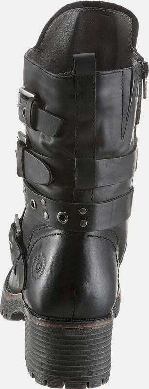 bugatti Boots mit Schnallen Günstige und langlebige Schuhe