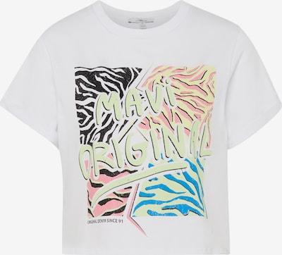 Mavi Shirt in weiß, Produktansicht