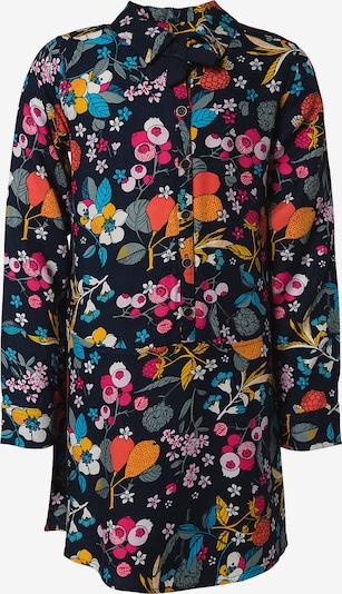 Boboli Kleid in dunkelblau / mischfarben, Produktansicht