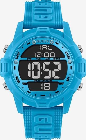 GUESS Uhr in blau, Produktansicht