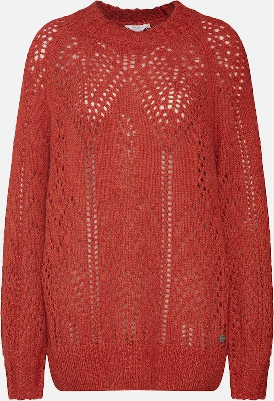 Pepe Jeans Pullover  'marzella' in rot, Produktansicht