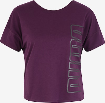 PUMA Koszulka funkcyjna 'Hit Feel It' w kolorze śliwkam, Podgląd produktu